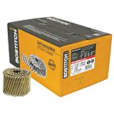 """STANLEY BOSTITCH C12P120D 3-1/4"""" Coil Nail, 2700-Pack"""