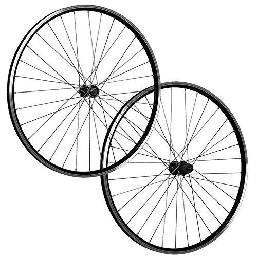 Taylor Wheels 28 pouces ensemble roues vélo ZAC19 Shimano TX500 622-19 noir