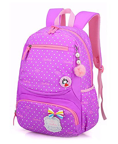 Pattern Kids' Backpack School Bags School Backpacks for Boys Bookbag for Kids Middle and High School Students