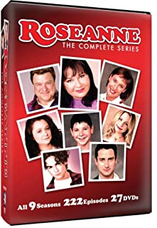 Roseanne: The Complete Series (B00BUWD7E8) | Amazon price tracker / tracking, Amazon price history charts, Amazon price watches, Amazon price drop alerts