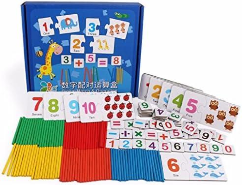 Juguetes educativos,Internet Niños Matemáticas Aprendizaje Temprano Contando Juguete Educativo Caja De Operación De Emparejamiento Digital: Amazon.es: Juguetes y juegos