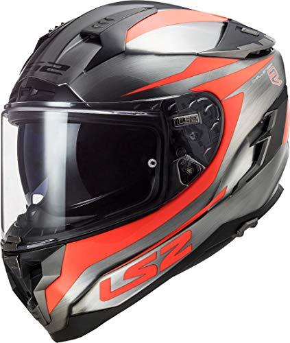 LS2 Herren Nc Motorrad Helm