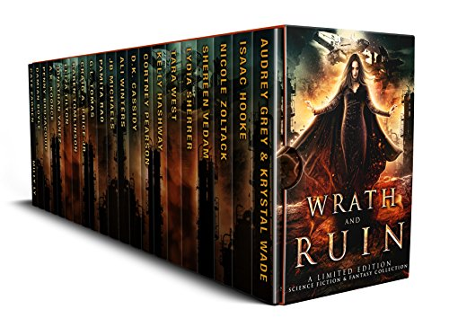 Amazon wrath and ruin a science fiction fantasy boxed set wrath and ruin a science fiction fantasy boxed set by audrey grey fandeluxe Image collections