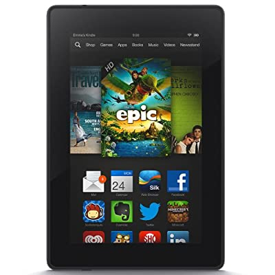 "Kindle Fire HD 7"", HD Display, Wi-Fi, 8 GB (Previous Generation - 3rd)"