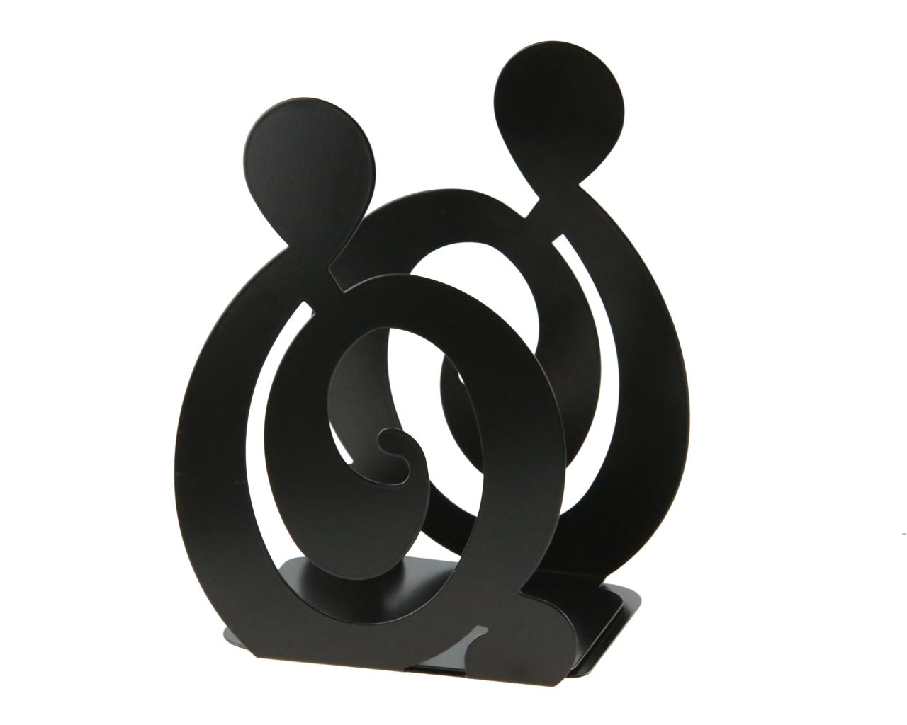 Music Theme Book Stands High Notes Book Organizer Metal Bookends For Kids School Library Desk Study Home Office Decoration Gift