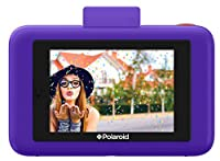 Polaroid Snap Touch Instant Print Digital Camera With LCD Display (Parent) with Zink Zero Ink Printing Technology from CB9BV