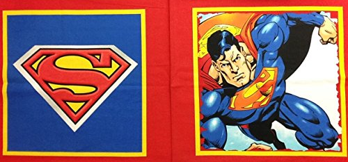 Superman By Springs, 100% Cotton, 44