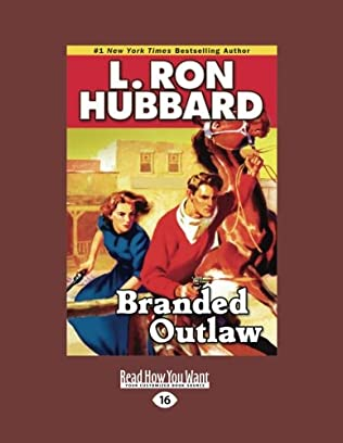 book cover of Branded Outlaw