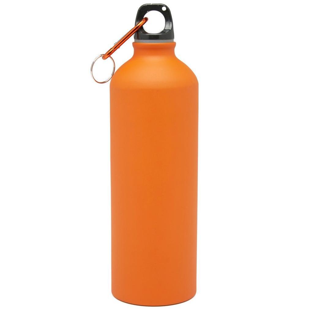 Aluminium Drinks Water Bottle Leak Proof Hiking Sports 500ML Yellowstone