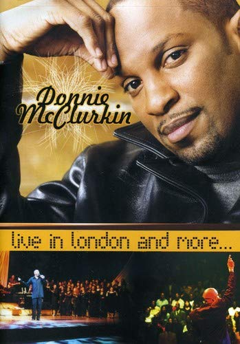Donnie McClurkin: Live in London and More (Best Gospel Artist In The World)
