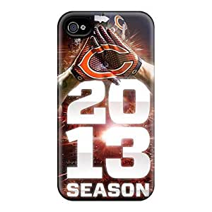 Rosesea Custom Personalized Iphone 5/5S Compatible For Case Cover For Apple Iphone 6 Plus 5.5 Inch Hot Cases Chicago Bears
