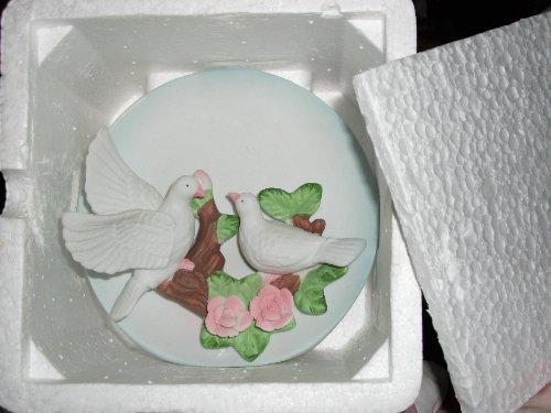 - Vintage Musical Porcelain Dove 6