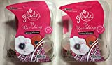 4 Glade Plugins Be Ravishing Scented Oil Refills MAGNOLIA & ROSE SPRING 2 PACKS