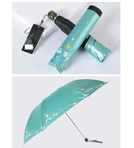 GFLD Paraguas Paraguas Paraguas Sol Paraguas Lápiz Mujer ...