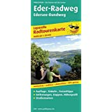 Eder-Radweg, Edersee-Rundweg: Leporello Radtourenkarte mit Ausflugszielen, Einkehr- & Freizeittipps, wetterfest, reissfest, abwischbar, GPS-genau. 1:50000 (Leporello Radtourenkarte / LEP-RK)
