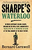 Sharpe's Waterloo by Bernard Cornwell front cover