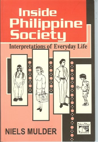 9711009994 - Mulder, Niels: Inside Philippine Society: Interpretations of Everyday Life - Book