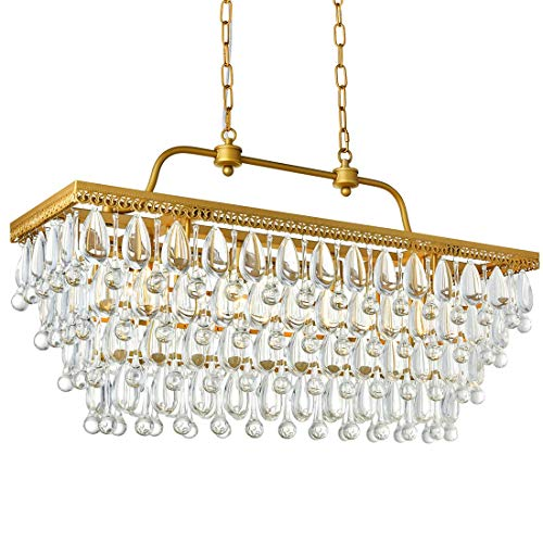 Rectangle Pendant Light Fixtures in US - 8