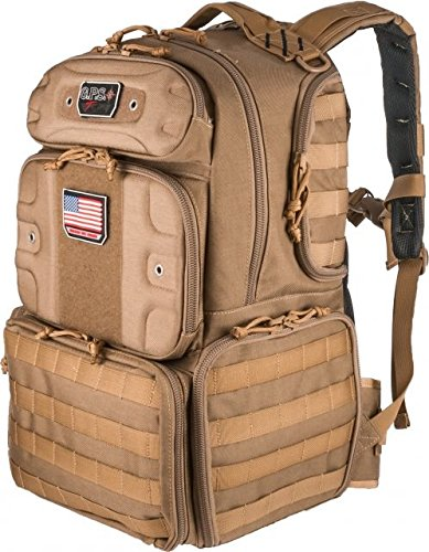 Cordura Pack Internal Frame (BUG OUT OU G.P.S. Tactical Range Backpack Tall G-Outdoors Tactical Range Backpack Tall)