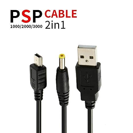 Amazon.com: iafer Genuine Cable USB de alimentación y datos ...