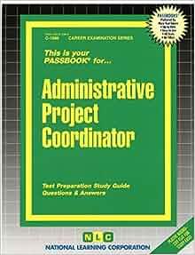 administrative project coordinator