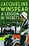 A Lesson in Secrets. Jacqueline Winspear