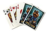 Priest Lake, Idaho - Only You Can Prevent Wildfires - Smokey Bear and Friends (Playing Card Deck - 52 Card Poker Size with Jokers)