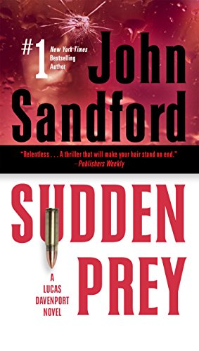 Sudden Prey The Series Book 8 By Sandford John