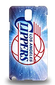 High Quality Durable Protection 3D PC Case For Galaxy Note 3 NBA Los Angeles Clippers Logo ( Custom Picture iPhone 6, iPhone 6 PLUS, iPhone 5, iPhone 5S, iPhone 5C, iPhone 4, iPhone 4S,Galaxy S6,Galaxy S5,Galaxy S4,Galaxy S3,Note 3,iPad Mini-Mini 2,iPad Air )