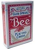 BEE(ビー) 92 ダイヤモンドバック トランプ 赤 ポーカーサイズ