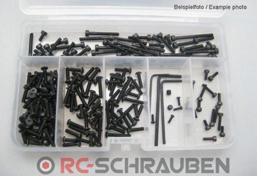 Schrauben-Set für den Ofna/HoBao Hyper -ISR/TX- Star E -ISR/TX- Hyper 9d8272