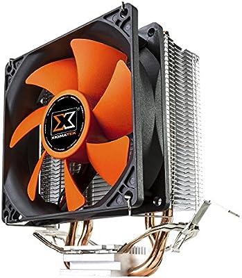 Xigmatek en8446 TYR sd962b CPU disipador de Calor y Ventilador con ...