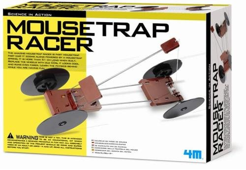 4M Mousetrap Racer Kit