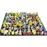 Pokemon Action Figures Toy,144 Piece