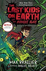"""Now a Netflix original series!The New York Times and USA Today bestselling series, with over three million copies in print!""""Terrifyingly fun! Delivers big thrills and even bigger laughs.""""--Jeff Kinney, author of the #1 New York Times bestsell..."""