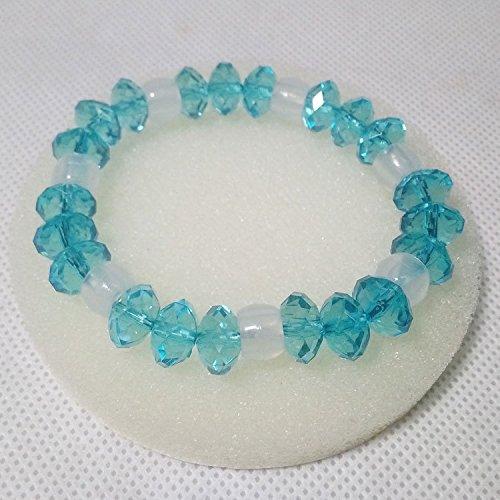 Special Treaent bracelet jade bracelet with agate crystal bracelet brave acrylic color red bean bracelet Bravo Acrylic