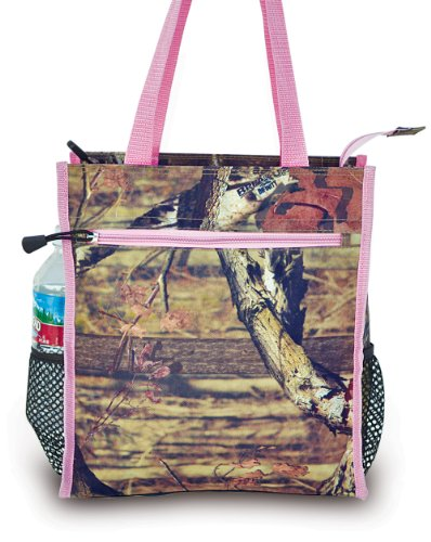 Explorer Hunting Lunch Cooler Travel Bag Mossy Oak Realtree Outdoor Like Hunting Camo Heavy Duty Zipper