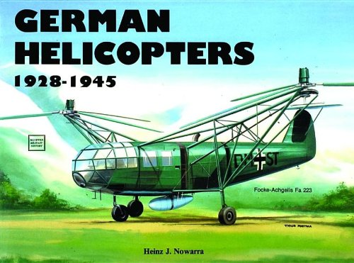 German Helicopters (Schiffer Military History)