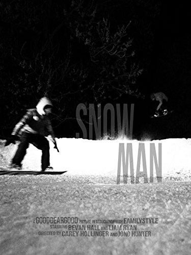 Snow, Man