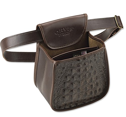 Orvis Gokey Shell Pouch, Alligator by Orvis