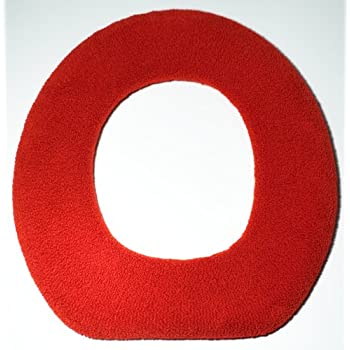 Amazon Com Toilet Seat Covers Red Home Amp Kitchen