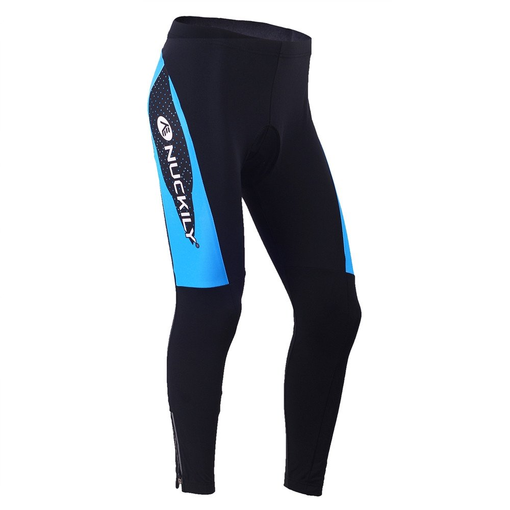 NUCKILY Women Cycling Tights Winter Bicycle Pants Custom Design LTD