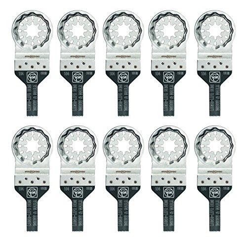 "Fein 63502184290  Bi-Metal Oscillating Blade , 3/8 x 1-3/16"""