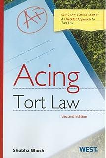 Acing contracts acing series suzanne darrow kleinhaus acing tort law 2d acing law school acing series fandeluxe Gallery