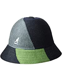 b5ce7d3e246e3c The Kangol Street Collection Men's Col-Blocked Casual Bucket Hat