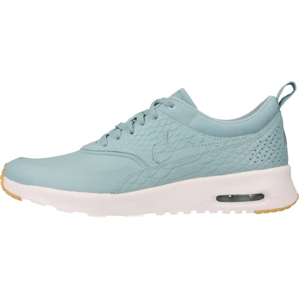 online retailer 155aa f98f6 Amazon.com   Nike Womens Air Max Thea PRM (8.5 B(M) US, Mica Blue Gum  Yellow)   Fashion Sneakers