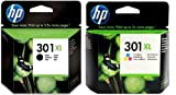 HP No.301XL Combo Ink Cartridge Combo Pack - Black/Tricolour