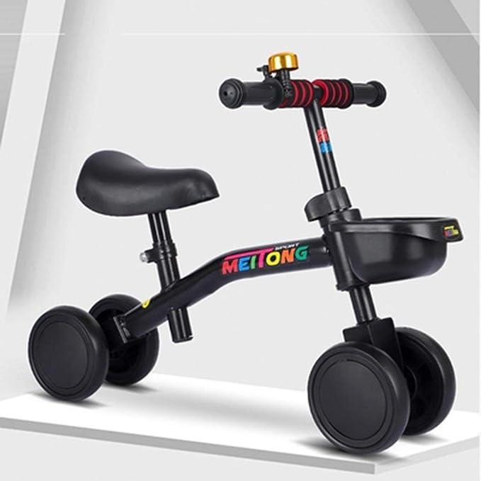 SSRS Bicicleta Infantil for niños. Equilibrio de Cuatro ...