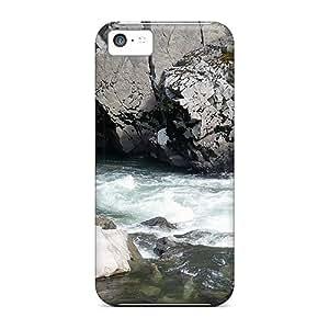 Cases For Iphone 5c With Stilliguamish River