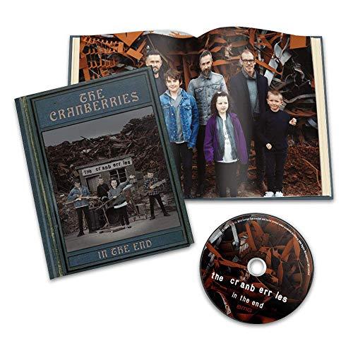 ΙΝ ΤΗΕ ΕΝD (Deluxe Casebound Book CD Edition). UK Import